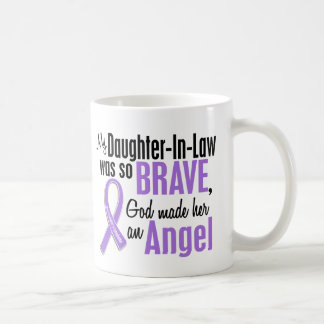 Angel 1 Hodgkins Lymphoma Daughter-In-Law Coffee Mug
