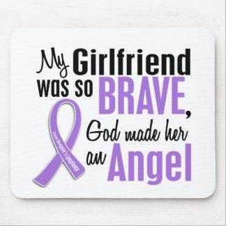Angel 1 Hodgkins Lymphoma Girlfriend Mousepad