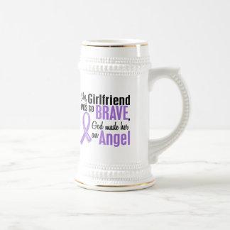 Angel 1 Hodgkins Lymphoma Girlfriend Mug