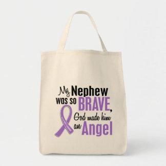 Angel 1 Hodgkins Lymphoma Nephew Tote Bag