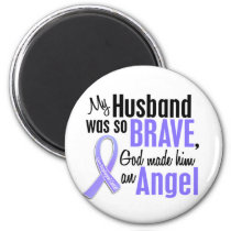 Angel 1 Husband Esophageal Cancer Magnet