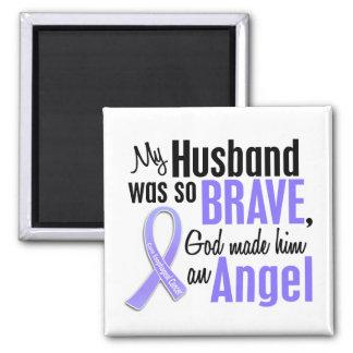Angel 1 Husband Esophageal Cancer Magnet