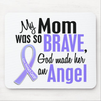 Angel 1 Mom Stomach Cancer Mouse Pad
