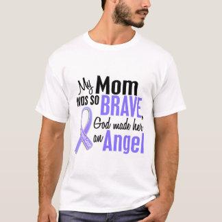 Angel 1 Mom Stomach Cancer T-Shirt