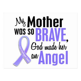 Angel 1 Mother Esophageal Cancer Postcard