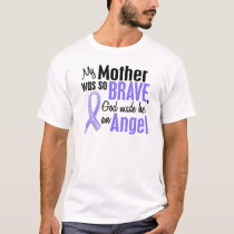 Angel 1 Mother Esophageal Cancer T-Shirt