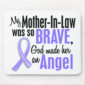Angel 1 Mother-In-Law Stomach Cancer Mouse Pad