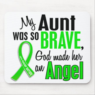 Angel 1 Muscular Dystrophy Aunt Mouse Pad