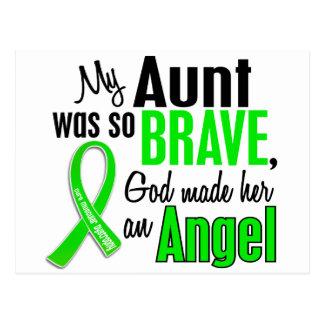 Angel 1 Muscular Dystrophy Aunt Postcard