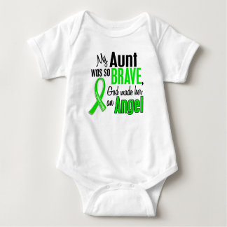 Angel 1 Muscular Dystrophy Aunt Tee Shirt