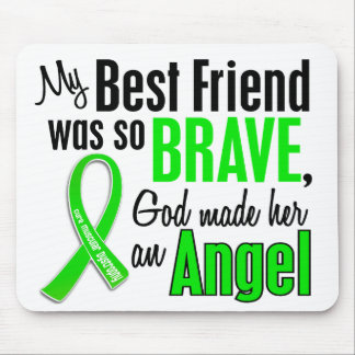 Angel 1 Muscular Dystrophy Best Friend (Female) Mouse Pad