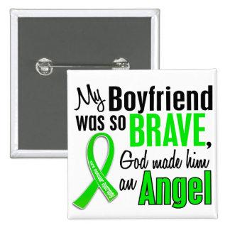 Angel 1 Muscular Dystrophy Boyfriend Pinback Button