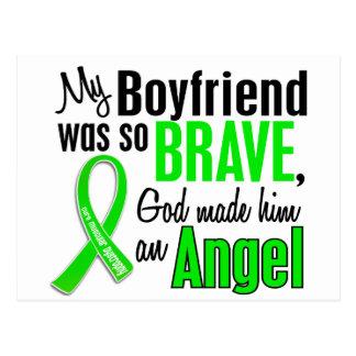 Angel 1 Muscular Dystrophy Boyfriend Postcard
