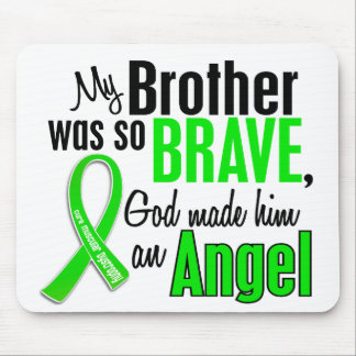 Angel 1 Muscular Dystrophy Brother Mouse Pad