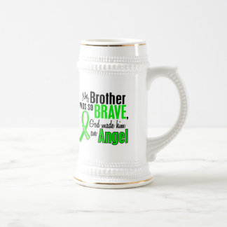 Angel 1 Muscular Dystrophy Brother 18 Oz Beer Stein