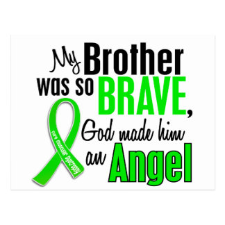 Angel 1 Muscular Dystrophy Brother Postcard