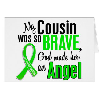 Angel 1 Muscular Dystrophy Cousin (Female) Card