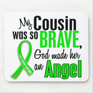 Angel 1 Muscular Dystrophy Cousin (Female) Mouse Pad