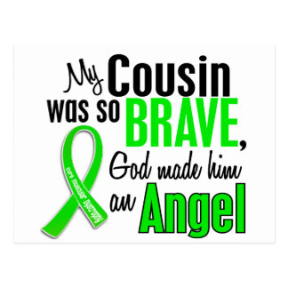 Angel 1 Muscular Dystrophy Cousin (Male) Postcard
