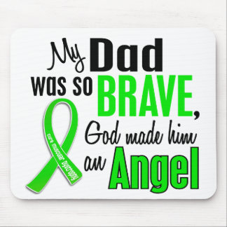 Angel 1 Muscular Dystrophy Dad Mouse Pad