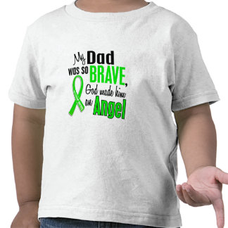Angel 1 Muscular Dystrophy Dad Tees