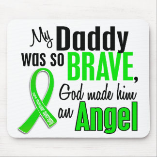 Angel 1 Muscular Dystrophy Daddy Mouse Pad