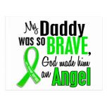 Angel 1 Muscular Dystrophy Daddy Post Cards