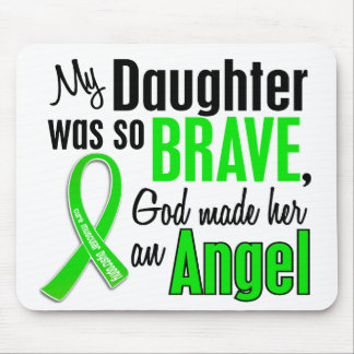 Angel 1 Muscular Dystrophy Daughter Mouse Pad