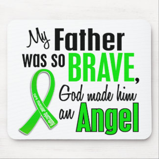 Angel 1 Muscular Dystrophy Father Mouse Pad