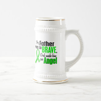 Angel 1 Muscular Dystrophy Father 18 Oz Beer Stein