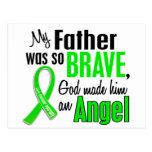 Angel 1 Muscular Dystrophy Father Post Card