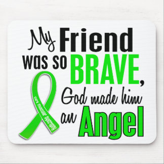 Angel 1 Muscular Dystrophy Friend (Male) Mouse Pad