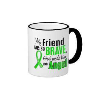 Angel 1 Muscular Dystrophy Friend Male Coffee Mugs