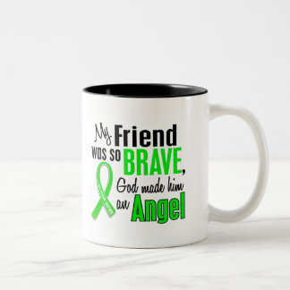 Angel 1 Muscular Dystrophy Friend Male Mug