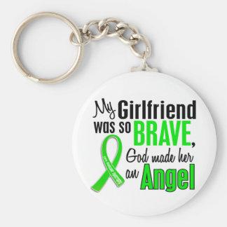 Angel 1 Muscular Dystrophy Girlfriend Keychain