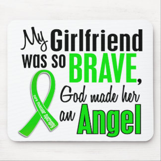 Angel 1 Muscular Dystrophy Girlfriend Mouse Pad