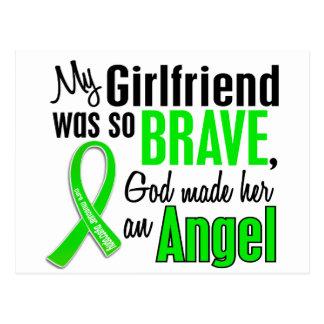 Angel 1 Muscular Dystrophy Girlfriend Postcard