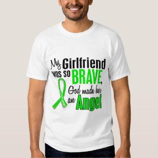 Angel 1 Muscular Dystrophy Girlfriend Tee Shirt