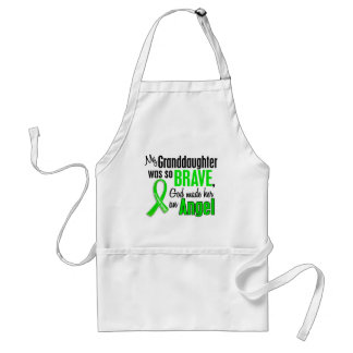 Angel 1 Muscular Dystrophy Granddaughter Adult Apron