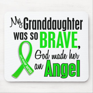 Angel 1 Muscular Dystrophy Granddaughter Mouse Pad