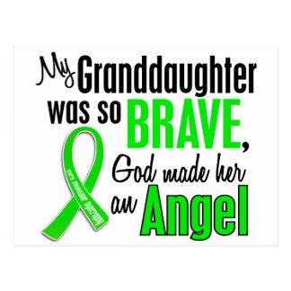 Angel 1 Muscular Dystrophy Granddaughter Postcard
