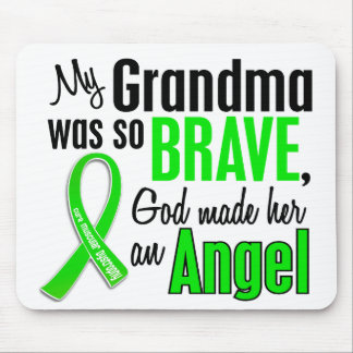 Angel 1 Muscular Dystrophy Grandma Mouse Pad