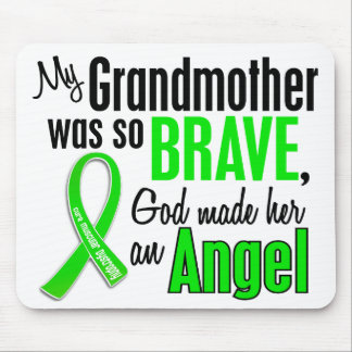 Angel 1 Muscular Dystrophy Grandmother Mouse Pad