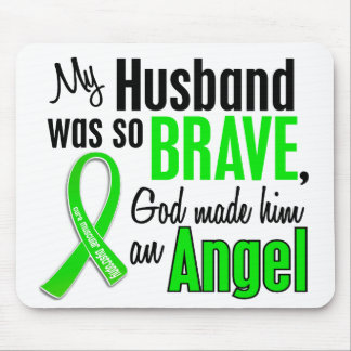 Angel 1 Muscular Dystrophy Husband Mouse Pad