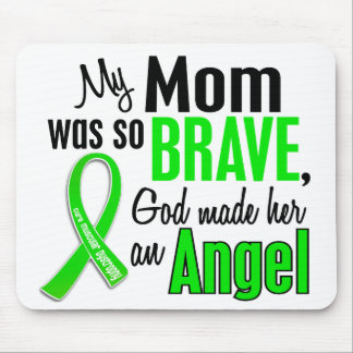 Angel 1 Muscular Dystrophy Mom Mouse Pad