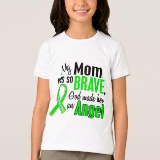 Angel 1 Muscular Dystrophy Mom T-Shirt