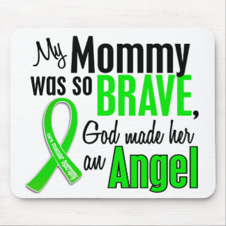 Angel 1 Muscular Dystrophy Mommy Mouse Pad