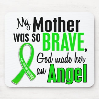 Angel 1 Muscular Dystrophy Mother Mouse Pad