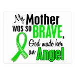 Angel 1 Muscular Dystrophy Mother Postcard