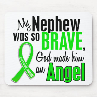 Angel 1 Muscular Dystrophy Nephew Mouse Pad